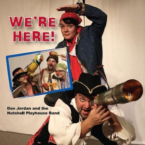 """Families First Series: Nutshell Playhouse presents """"Pirates!"""" @ Spectrum Playhouse        """
