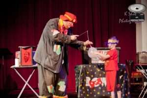 Families First: Bowey the Clown @ Spectrum Playhouse
