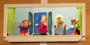 Families First: CIP Puppet Troupe @ Spectrum Playhouse
