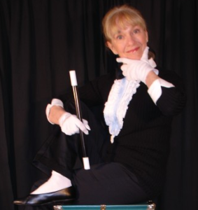 Debbie O'Carroll – Magician @ Spectrum Playhouse