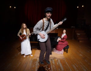 "A Musical Folktale ""Wayward Home"""