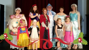Spectrum Playhouse Holiday Princess Party! @ Spectrum Playhouse
